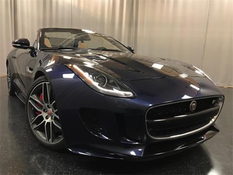 2017 Jaguar F Type For Sale Carsforsale Com