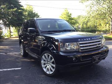 2008 Land Rover Range Rover Sport for sale in Alpharetta GA