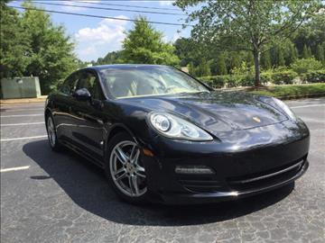 2012 Porsche Panamera for sale in Alpharetta GA