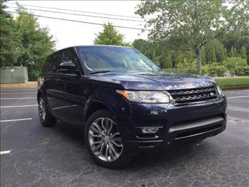 2014 Land Rover Range Rover Sport for sale in Alpharetta GA