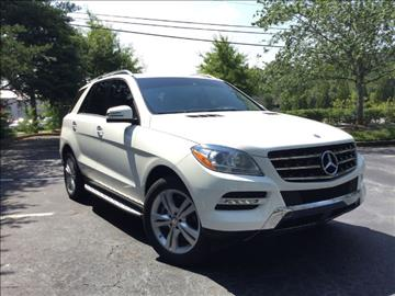 2014 Mercedes-Benz M-Class for sale in Alpharetta, GA