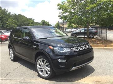 2017 Land Rover Discovery Sport for sale in Alpharetta GA