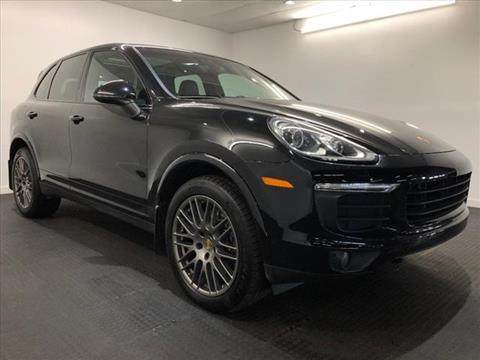2017 Porsche Cayenne for sale in Willimantic, CT