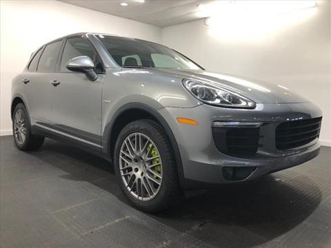 2015 Porsche Cayenne for sale in Willimantic, CT