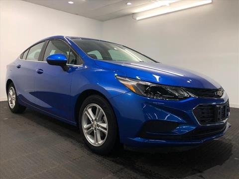2017 Chevrolet Cruze for sale in Willimantic, CT