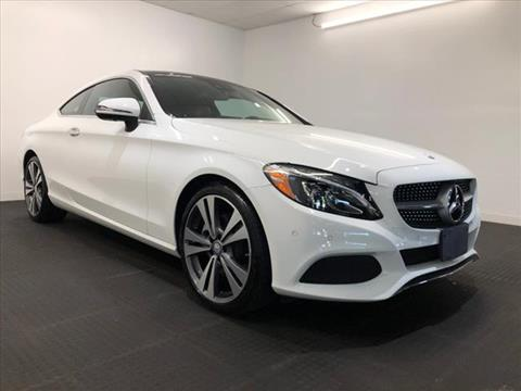 2017 Mercedes-Benz C-Class for sale in Willimantic, CT