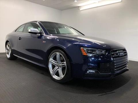 2013 Audi S5 for sale in Willimantic, CT
