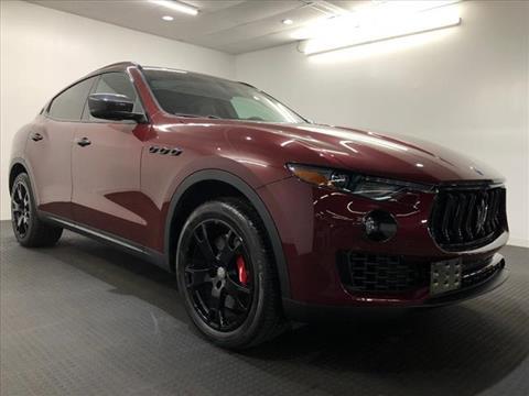 2017 Maserati Levante for sale in Willimantic, CT
