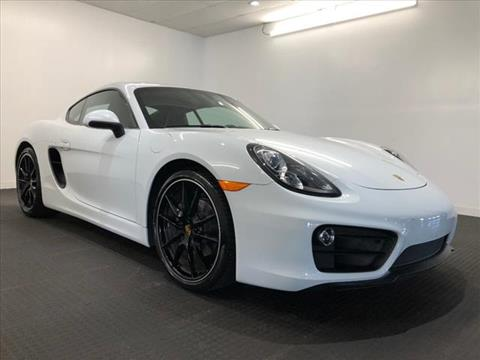 2016 Porsche Cayman for sale in Willimantic, CT
