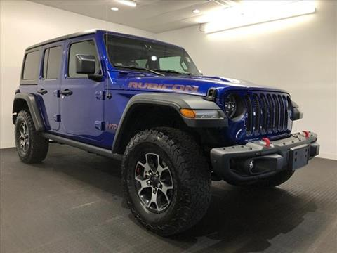 2018 Jeep Wrangler Unlimited for sale in Willimantic, CT