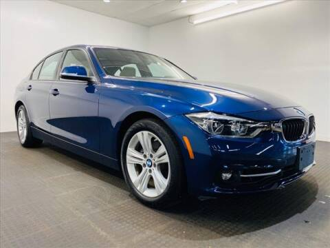 2016 BMW 3 Series for sale in Willimantic, CT