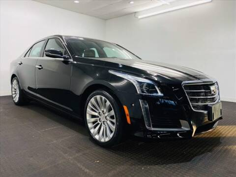 2016 Cadillac CTS for sale in Willimantic, CT