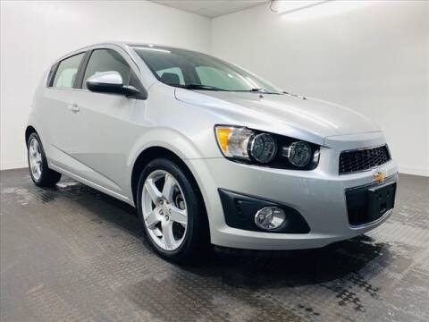 2015 Chevrolet Sonic for sale in Willimantic, CT