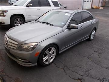 2011 Mercedes-Benz C-Class for sale in Commerce, TX