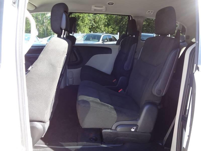 2015 Dodge Grand Caravan SXT Plus 4dr Mini-Van - Pelham NH