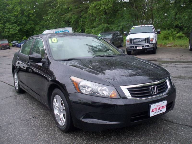 2010 Honda Accord LX-P 4dr Sedan 5A - Pelham NH