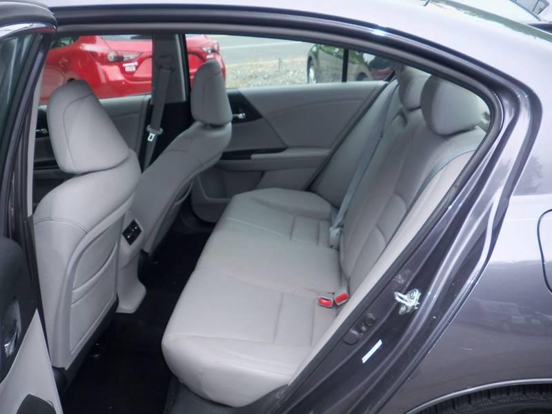 2014 Honda Accord EX-L 4dr Sedan - Pelham NH