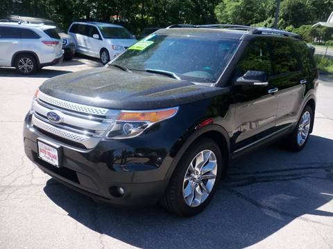 2014 Ford Explorer for sale in Pelham, NH