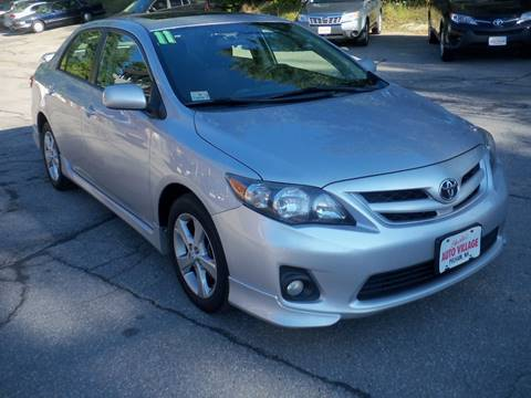 2011 Toyota Corolla for sale in Pelham, NH