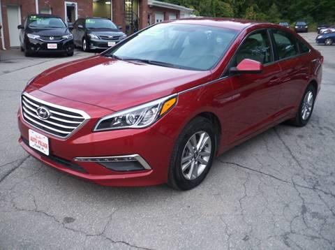 2015 Hyundai Sonata for sale in Pelham, NH