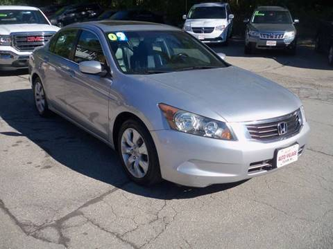 2009 Honda Accord for sale in Pelham, NH