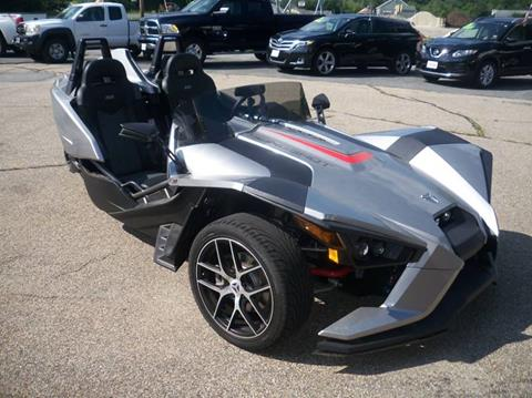 2016 Polaris Slingshot for sale in Pelham, NH