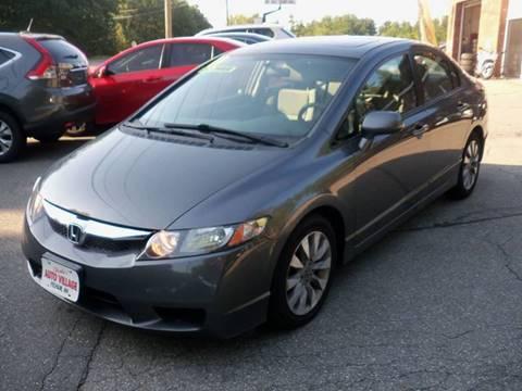 2011 Honda Civic for sale in Pelham, NH