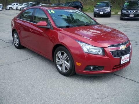 2014 Chevrolet Cruze for sale in Pelham, NH