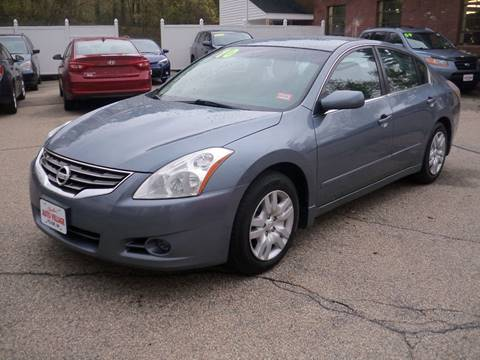 2010 Nissan Altima for sale in Pelham, NH