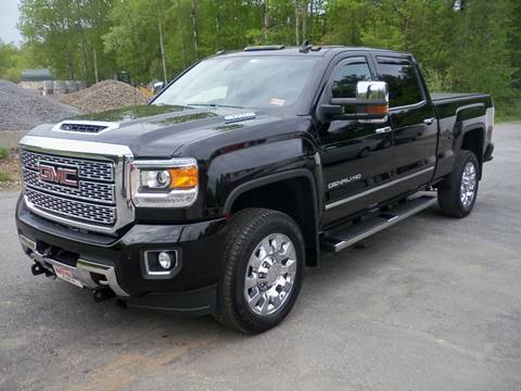 2018 GMC Sierra 2500HD for sale in Pelham, NH