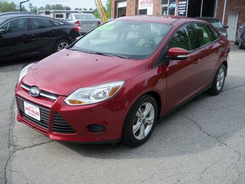 2014 Ford Focus for sale in Pelham, NH