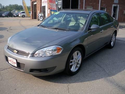 2008 Chevrolet Impala for sale in Pelham, NH