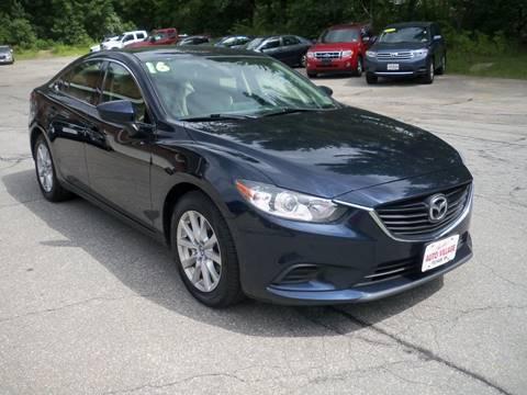 2016 Mazda MAZDA6 for sale in Pelham, NH