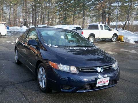 2007 Honda Civic for sale at Charlies Auto Village in Pelham NH