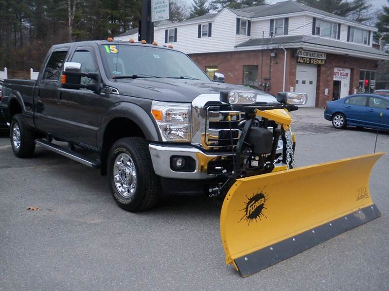 2015 Ford F-250 Super Duty for sale at Charlies Auto Village in Pelham NH