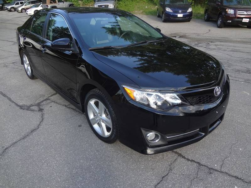 2014 Toyota Camry for sale at Charlies Auto Village in Pelham NH