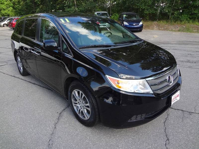 2011 Honda Odyssey for sale at Charlies Auto Village in Pelham NH