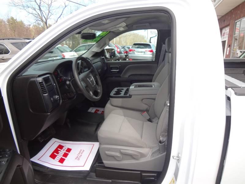2016 GMC Sierra 1500 4x2 2dr Regular Cab 8 ft. LB - Pelham NH
