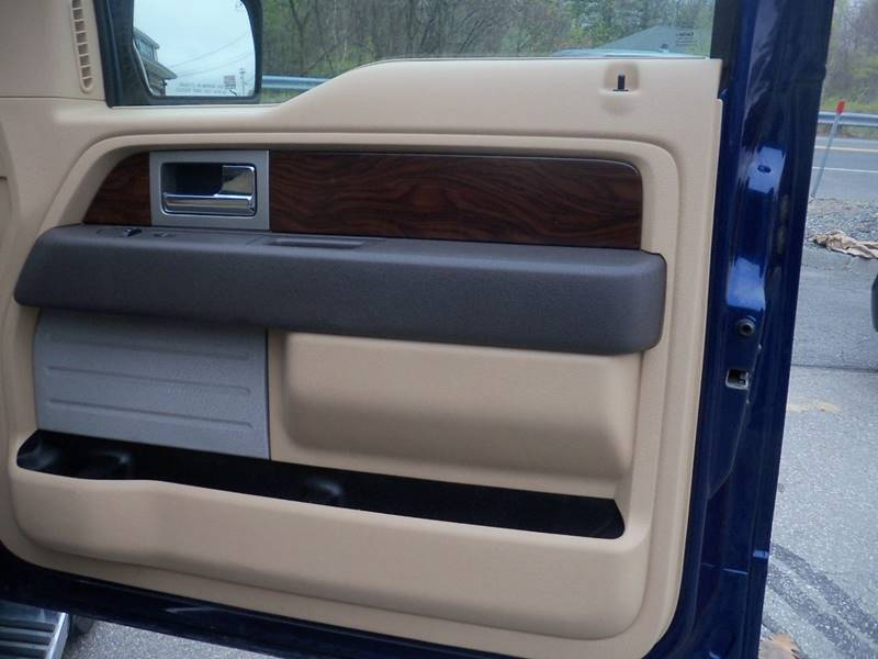 2012 Ford F-150 4x4 Lariat 4dr SuperCrew Styleside 6.5 ft. SB - Pelham NH