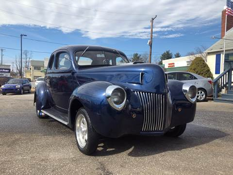 1939 Ford 39 Couoe for sale in Eldersburg, MD