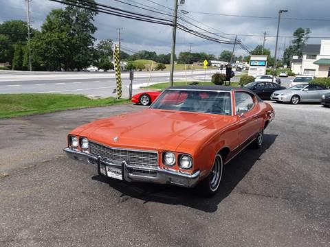 1972 Buick Skylark for sale in Eldersburg, MD