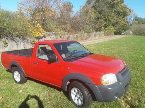 2001 Nissan Frontier for sale in Eldersburg, MD