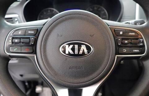 2018 Kia Optima