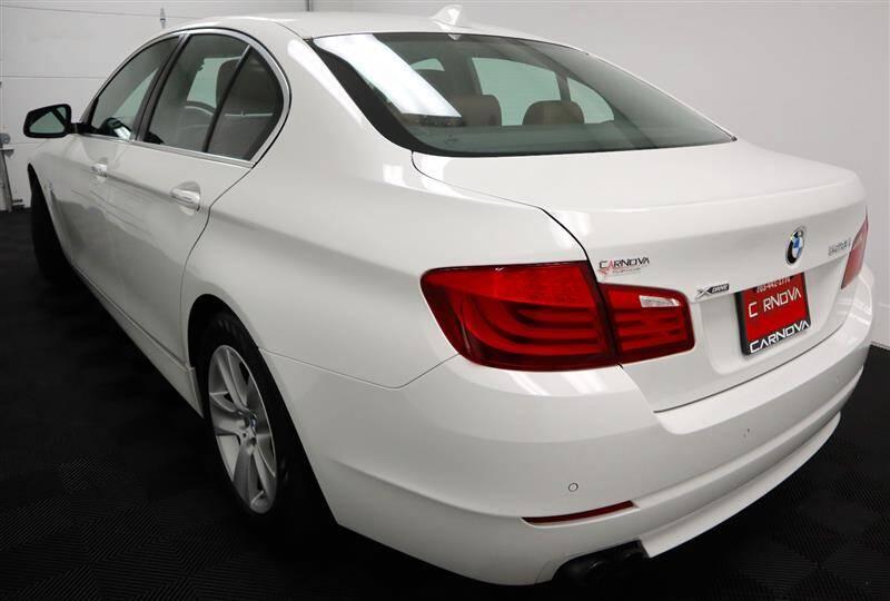 2013 BMW 5 Series AWD 528i xDrive 4dr Sedan - Stafford VA