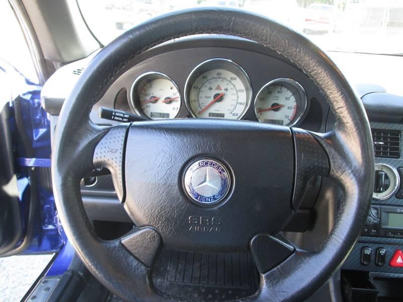 1999 Mercedes-Benz SLK SLK 230 Sport Supercharged 2dr Convertible - Alpharetta GA