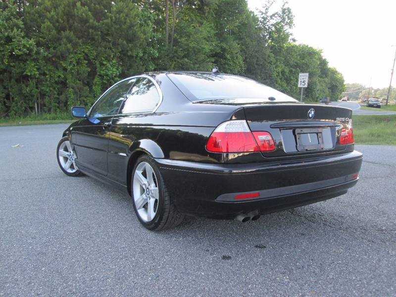 2004 BMW 3 Series 325Ci 2dr Coupe - Alpharetta GA