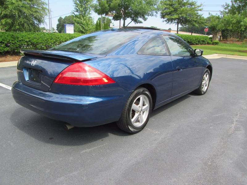 2004 Honda Accord EX 2dr Coupe w/Leather - Alpharetta GA