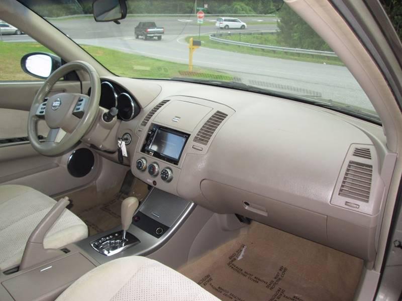 2006 Nissan Altima 2.5 S 4dr Sedan w/Automatic - Alpharetta GA