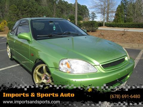 1996 Honda Civic for sale in Alpharetta, GA