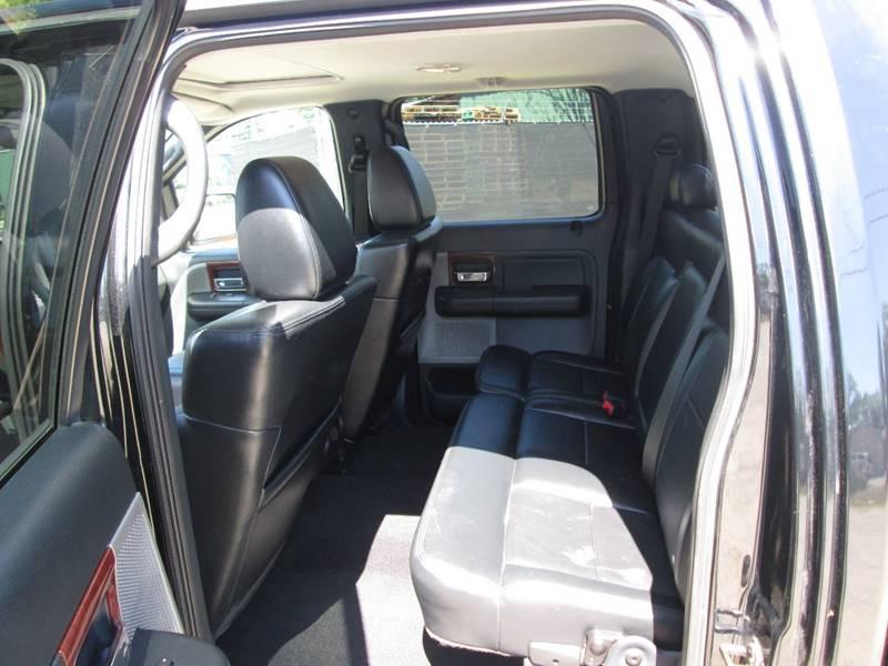 2007 Ford F-150 Lariat 4dr SuperCrew 4x4 Styleside 6.5 ft. SB - Alpharetta GA
